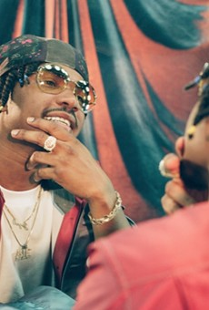 St. Louis rapper Smino will perform as part of this weekend's Planet Afropunk virtual festival.