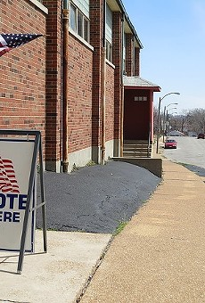 Avoiding a line at your polling place in St. Louis County is easy.