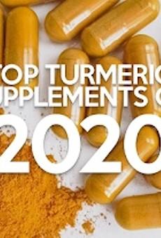 Best Turmeric Supplements: Get Top Turmeric Curcumin Powders