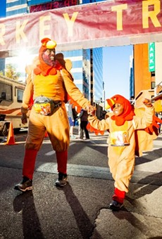 Turkey Trot STL will be a little different this year.