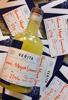 La Verita, a new line of amaro, liqueurs and non-alcoholic cordials, is now available at Pastaria Deli & Wine.