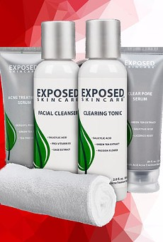 Exposed Skin Care Review: Secret Weapon For Acne?