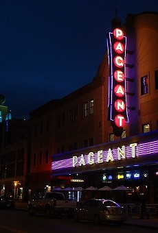 The Pageant's owners don't expect to reopen until late February at the very earliest.