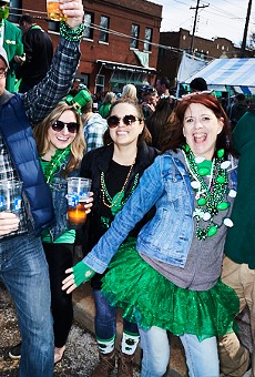 St. Louis' St. Patrick's Day Parade and Dogtown Irish Festival Canceled