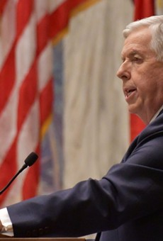Gov. Parson Accuses Missouri House GOP Leaders Of Trying To Embarrass Him