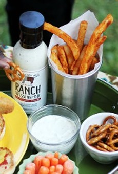 Amie Simmons has realized her longtime dream of making the perfect vegan ranch dressing.