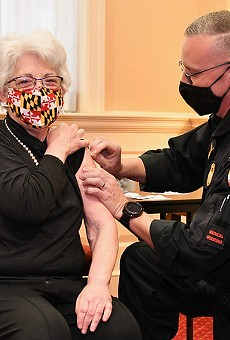 St. Louis County Partnering With Fire Departments to Get Vaccines to Long-Term Care Residents