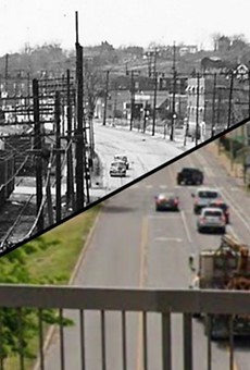 St. Louis Then and Now: Clayton-Tamm Neighborhood at Hampton and Manchester