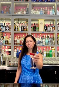 Natasha Bahrami is the toast of the international spirits world.
