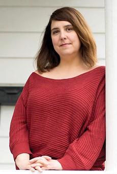 RFT food critic Cheryl Baehr.