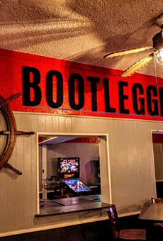 Colorado Bob's is in the past, but it Bootleggin' Bob's is just beginning.