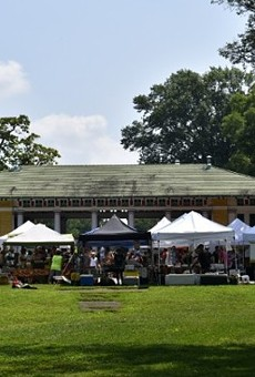 The 2021 Tower Grove Farmers' Market season kicks off tomorrow.