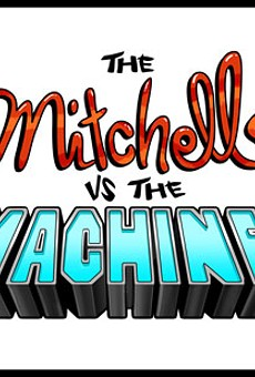 Enter for your chance to win an at home advance screening of THE MITCHELLS VS. THE MACHINES!