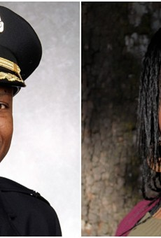 Former St. Louis police Chief Dan Isom and retired Detective Sgt. Heather Taylor will lead the public safety department.