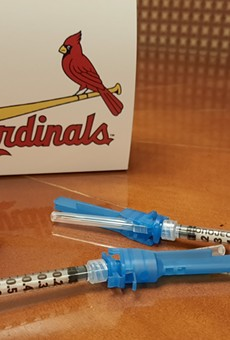 Free Vaccines Offered at Busch Stadium for All People Age 12 and Older