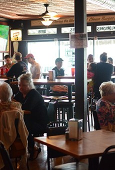 Village Bar in Des Peres has been in business since Manchester was a dirt road.