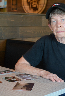 Donna Hollie has worked at the original Ballwin Lion's Choice since 1968.