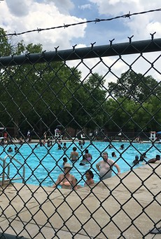 Marquette Pool will be back in action on Friday.