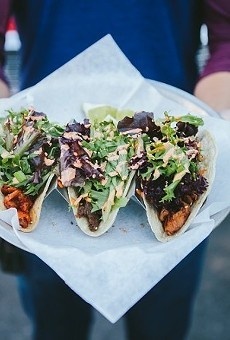 Seoul Taco's epic ten-year anniversary party will feature food, fun, Ghostface Killah and Secret Walls.