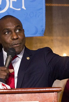 Board of Aldermen President Lewis Reed's proposed spending $153 million of the direct relief funds.