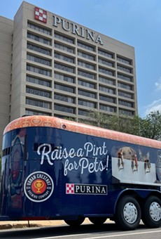 Pop-up events are just one of the ways to help fundraise for the Petfinder Foundation.