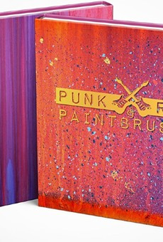 Punk Rock & Paintbrushes' two-day St. Louis event will celebrate the release of the collective's new coffee table book full of art.