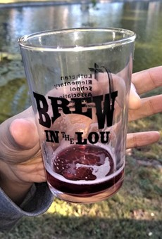 Brew in the Lou, one of St. Louis' most popular beer festivals, returns to Francis Park this October.