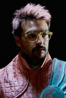 Foxing's Draw Down the Moon Shines in a Dark Year