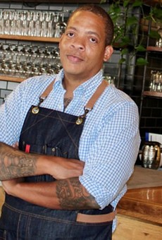 Chef Ben Welch has created a menu of dishes fusing Italian and Southern U.S. cuisine.