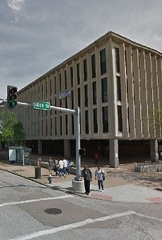 St. Louis municipal courthouse at 1520 Market Street, where you can get a new court date and keep that warrant cleared.