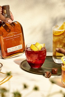 Woodford Reserve Fall Cocktails