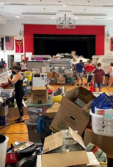 Donation Drop-Offs Paused Citing 'Overwhelming' Support for Afghan Refugees in St. Louis