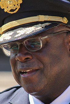 St. Louis police Chief John Hayden is retiring.