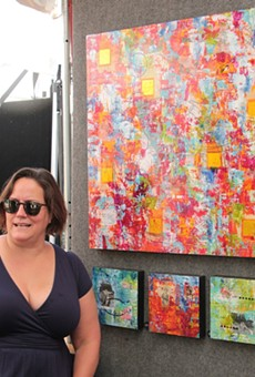 St. Louis Art Fair Returns This Weekend to Downtown Clayton