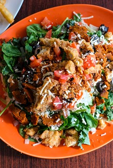 CC's Vegan Spot serves thrilling plant-based cuisine in its new Princeton Heights location.