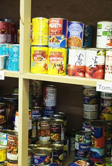 Help feed some families in need with your donation.