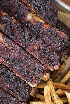 Q in the Lou, St. Louis' Premier BBQ Festival, Is Happening Downtown This Weekend