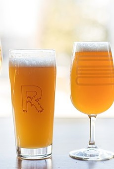 Beers from Rockwell Beer, as well as several other craft favorites, will be available to taste at this Saturday's Brew in the Lou.