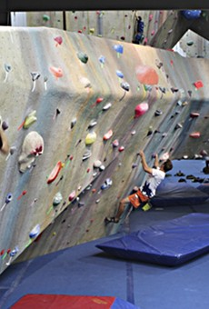 Upper Limits Indoor Rock Climbing Gym