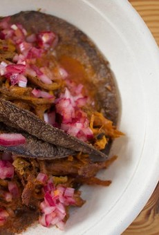 Sureste Méxican is now open at City Foundry, featuring the cuisine of the Yucatán.