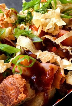 Irrational Roots uses crispy potatoes as a tried and true vehicle for culinary exploration.