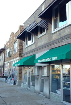 Payday lenders in St. Louis won't have to pay a fee or take extra steps to explain loans to borrowers.