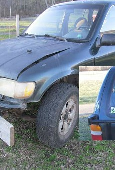 Won't you please give this poor abused vehicle a loving home?