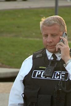 Police Chief Sam Dotson is retiring.