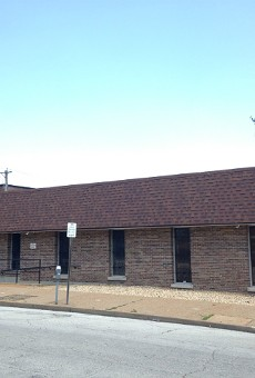 The city has leased the former Horizon Club for a temporary men's shelter.