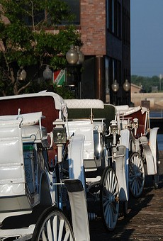 St. Louis carriage companies have been paying the region's taxi commission — but for what?