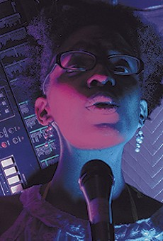 Syna So Pro is one of the musical acts we can't stop listening to right now -- and a member of the STL-77.