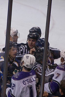 Blues' History of Playoff Haplessness Lampooned in New Video