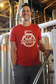 Steve Albers' new Midtown brewery has its grand opening Friday.