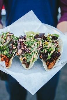 Seoul Taco.